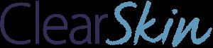 ClearSkin logo Transparent